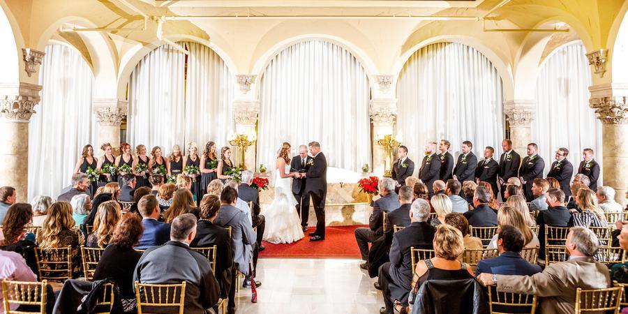 Barnett On Washington wedding St. Louis