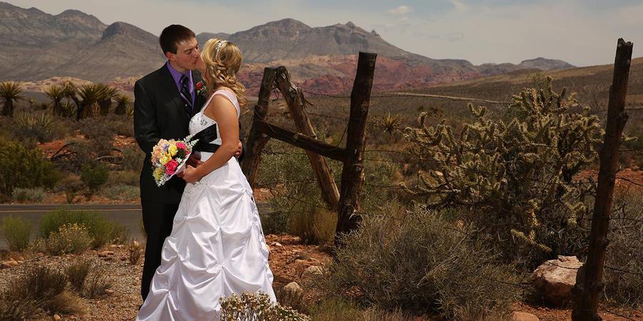 Spring Mountain Ranch wedding Las Vegas