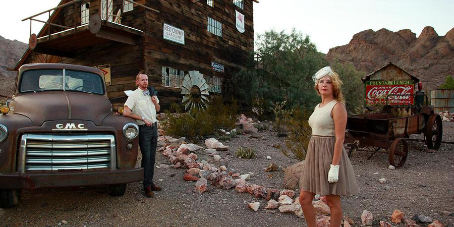 Eldorado Canyon Ghost Town wedding Las Vegas