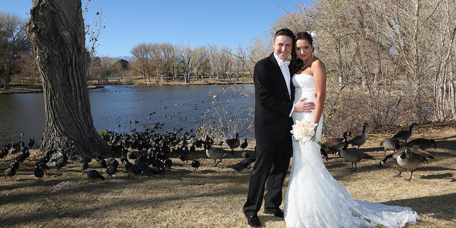 Tule Springs wedding Las Vegas