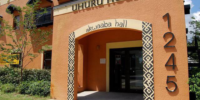 Akwaaba Hall wedding Tampa