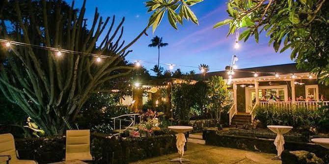 Plantation Gardens Restaurant And Bar Venue Koloa
