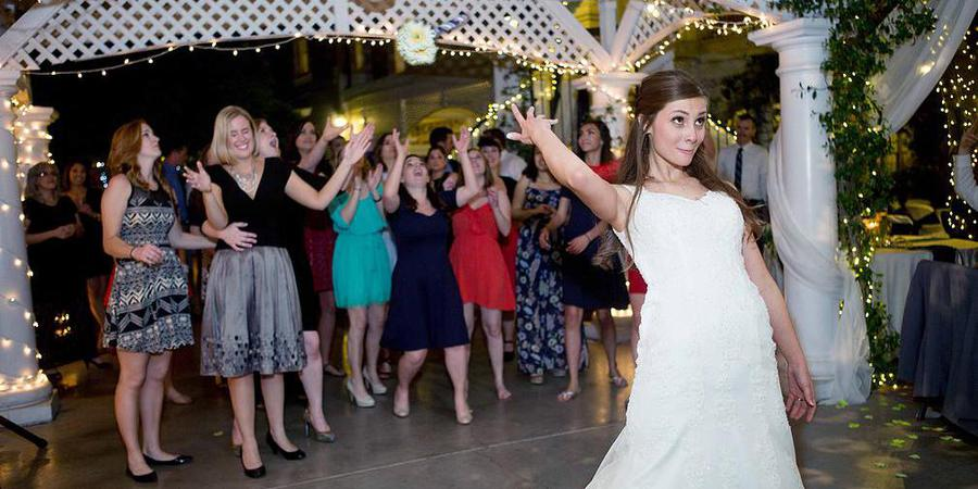 The Z Mansion wedding Tucson