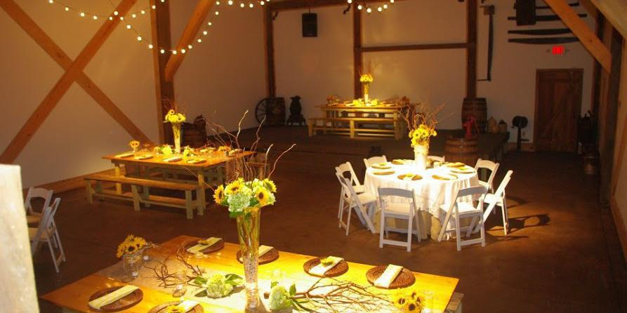 Pioneer Barn wedding Northwest Florida