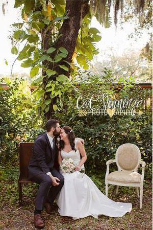 Manatee River Garden Club wedding Tampa