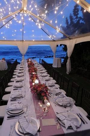 Kona Beach Bungalows wedding Hawaii (Big Island)