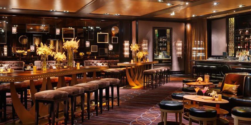 Lily Bar & Lounge wedding Las Vegas