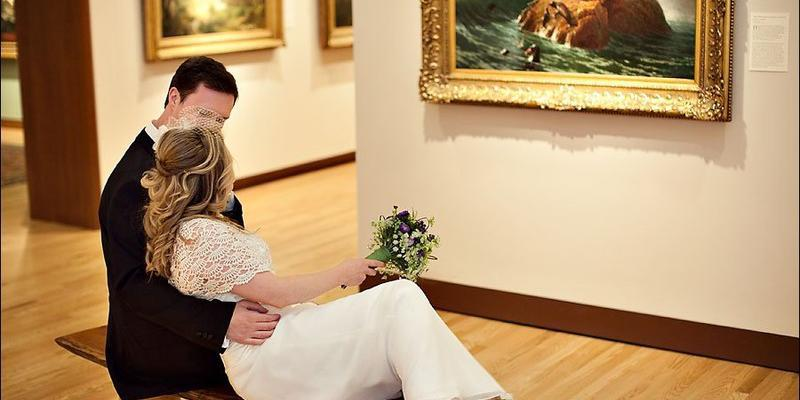 New Britain Museum of American Art wedding Hartford