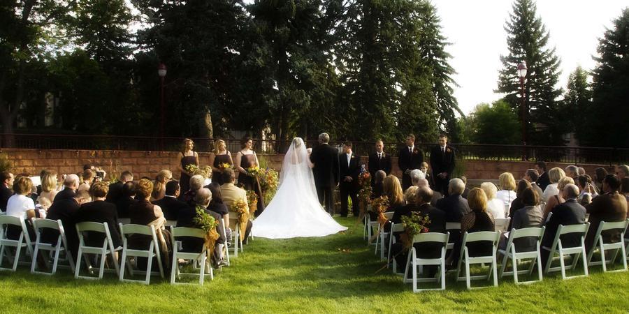 Conference & Event Services - University of Denver wedding Denver