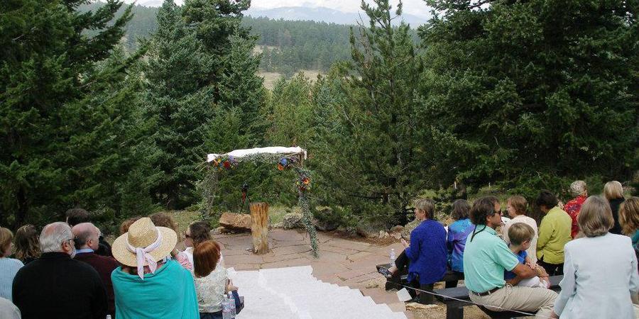 Colorado Mountain Ranch wedding Denver