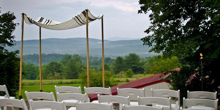 Woods Hollow wedding Vermont