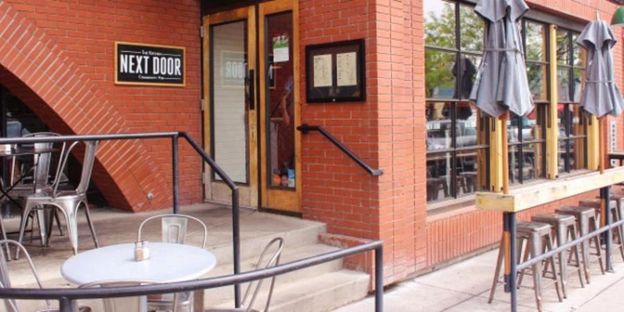 The Kitchen - Next Door Boulder wedding Denver