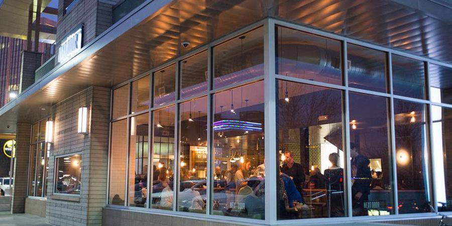 The Kitchen - Next Door Glendale wedding Denver