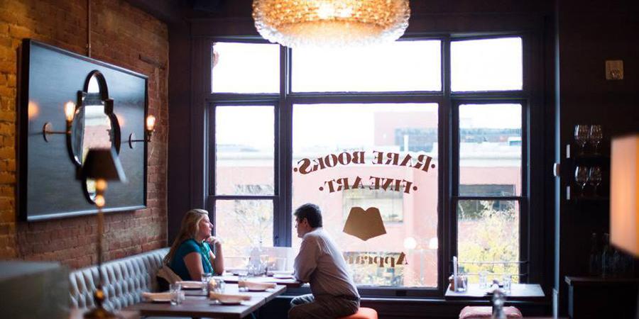 The Kitchen - Upstairs Boulder wedding Denver