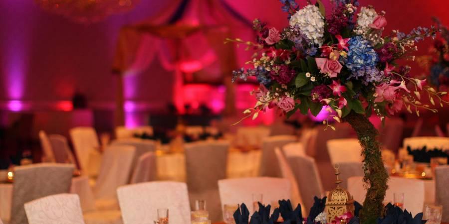 Crystal Ballroom at the Radisson Freehold wedding Jersey Shore