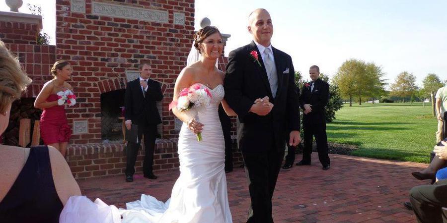Bordeleau Winery wedding Eastern Shore/Chesapeake Bay