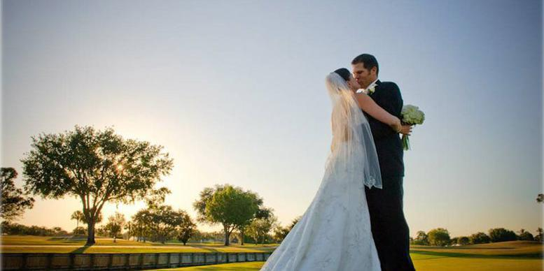 Palm Aire Country Club wedding Tampa