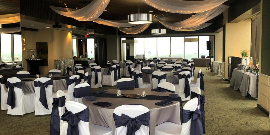 The Dayton Club wedding Cincinnati