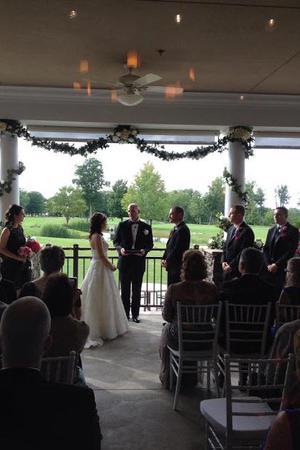Quail Hollow Country Club wedding Cleveland