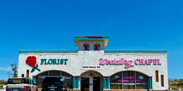 Amor Wedding Chapel wedding Western Arizona