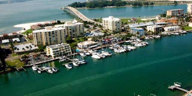 Clearwater Yacht Club wedding Tampa