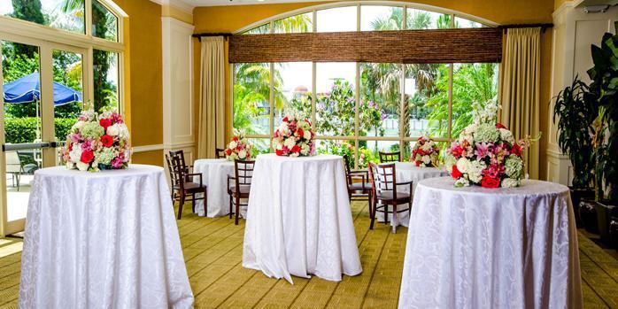 Hilton Garden Inn Palm Beach Gardens wedding Boca Raton