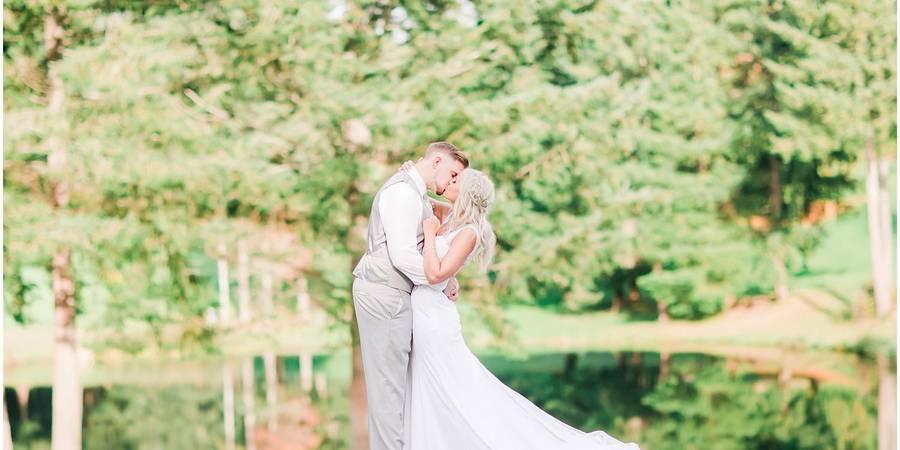 Canterwood Golf & Country Club wedding Seattle