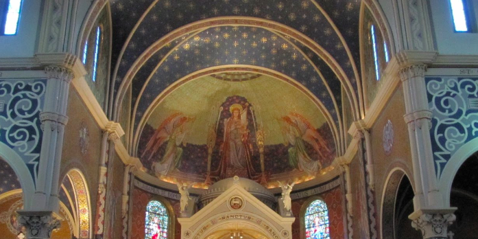 Saint Cecilia wedding St. Louis