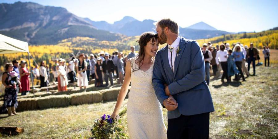 Schmid Ranch wedding Aspen/Vail/High Rockies