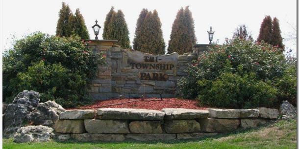 Tri-Township Park District Community Center wedding Southern Illinois