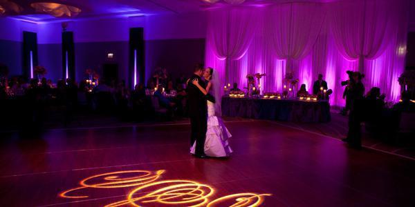 Loews Chicago O'Hare Hotel wedding Chicago
