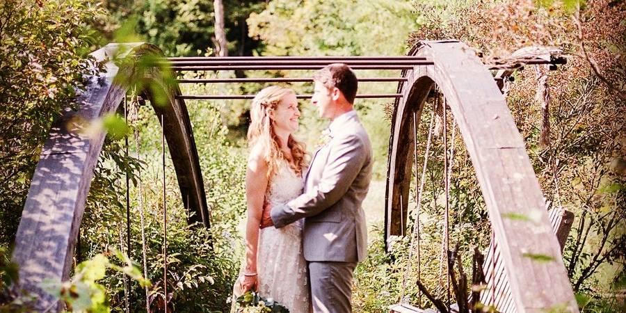 Common Ground Center wedding Vermont