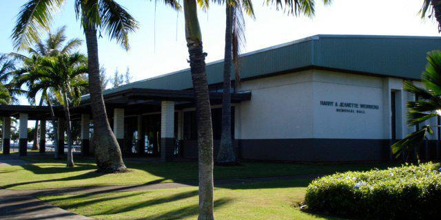 Ke'ehi Lagoon Memorial Park wedding Honolulu