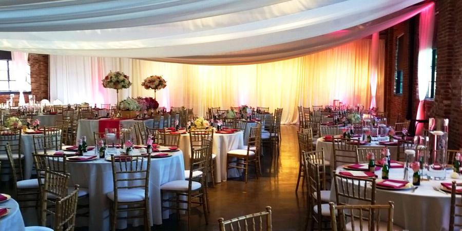 Third Degree Glass Factory wedding St. Louis