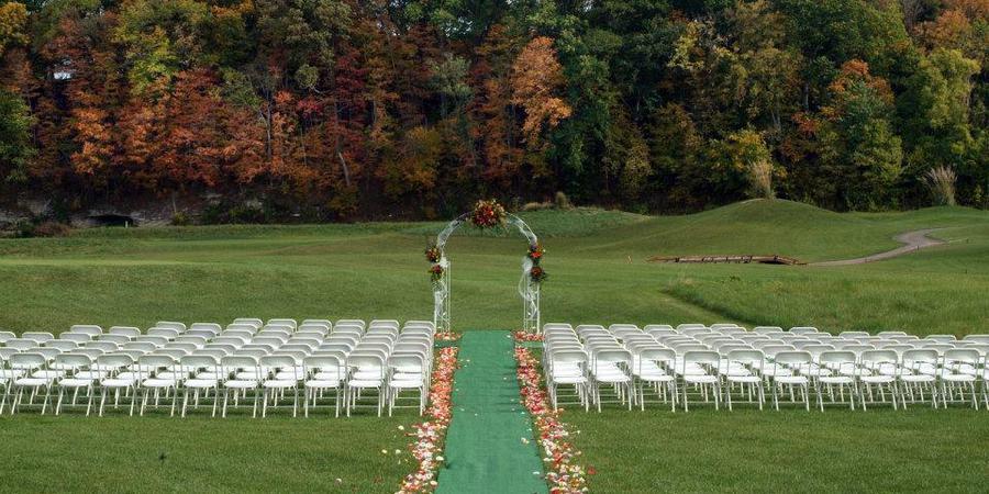 The Landings at Spirit Golf Club wedding St. Louis