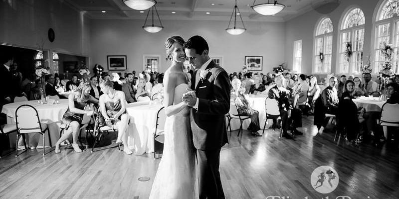 The Woman's Club of Tallahassee wedding Northwest Florida
