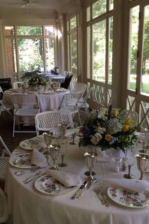 Hidden View Farm wedding Baltimore
