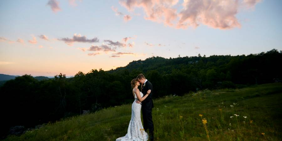 Champion Hills Club wedding Asheville