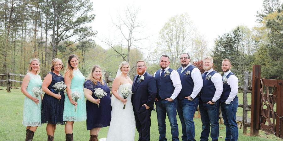Fendley Farmstead wedding Atlanta