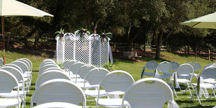 Aptos Village Park wedding Monterey/Carmel Valley