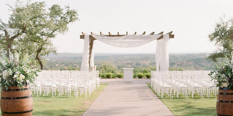 Canyonwood Ridge wedding Austin