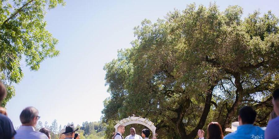 Quail Hollow Ranch wedding Monterey/Carmel Valley