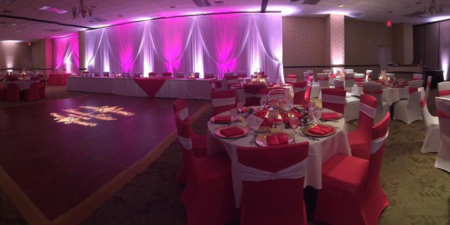 Embassy Suites by Hilton Dallas Park Central wedding Dallas