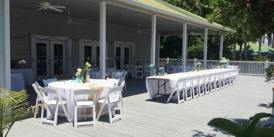 Palma Sola Botanical Park wedding Tampa