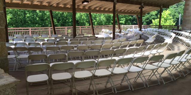 Wyman Center wedding St. Louis