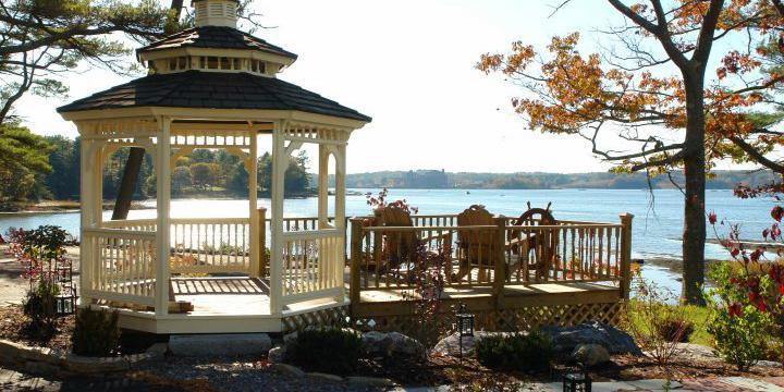 Sheepscot Harbour Village & Resort wedding Maine