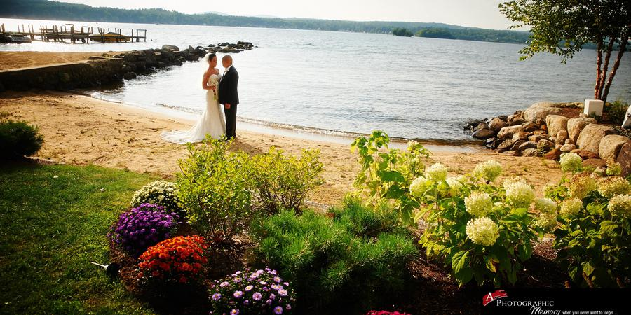 The Margate Resort wedding Merrimack