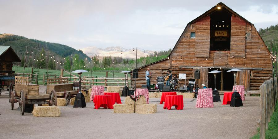 The Home Ranch wedding Boulder/Fort Collins