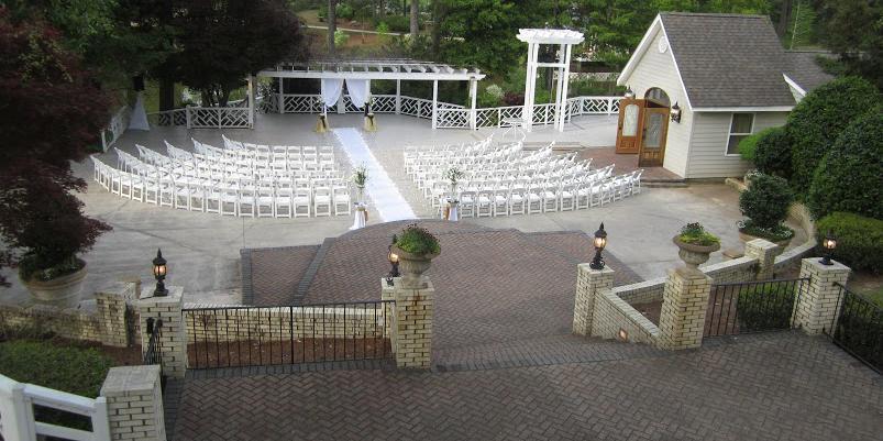 Vines Mansion wedding Atlanta