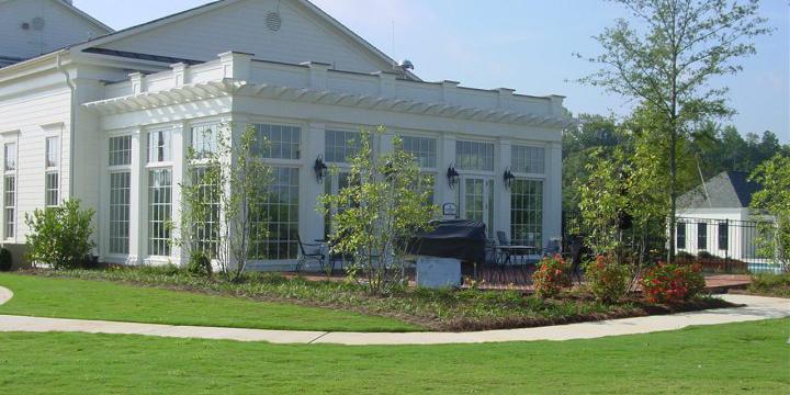 Reunion Country Club wedding Atlanta